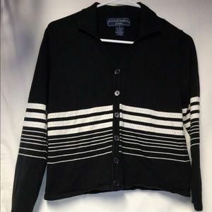 Norton McNaughton Petite Cardigan Sweater